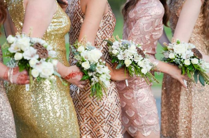 Bridesmaids Choosing Their Own Jewellery? Here's What You Need to Do