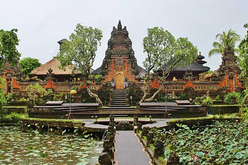 Visit to Bali